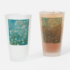 van gogh almond blossoms Drinking Glass