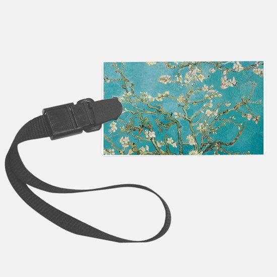 van gogh almond blossoms Luggage Tag