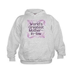 World's Greatest Mother-in-Law Hoodie