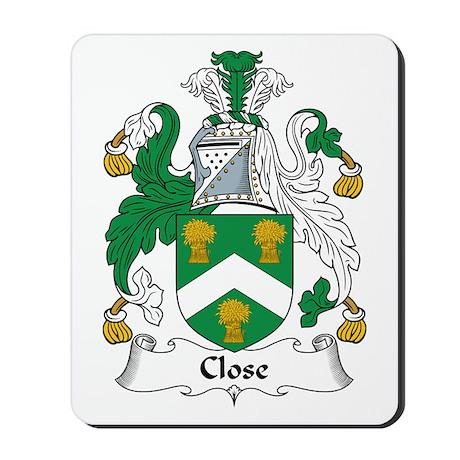 Close Mousepad