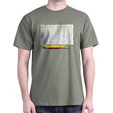50 Dichos Amor y Desamor T-Shirt