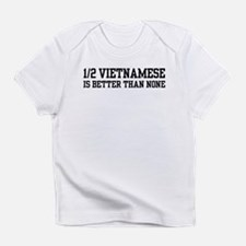 Cute Vietnamese pride Infant T-Shirt