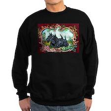 Scottish Terrier Pair Sweatshirt