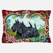 Scottish Terrier Pair Pillow Case