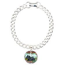 Scottish Terrier Pair Bracelet