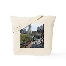 Quincy Market in April Tote Bag