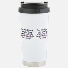 Pharmacist Travel Mug