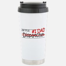 Job Dad Dispatcher Travel Mug