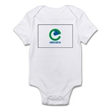 Carrollton Flag Infant Bodysuit