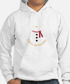 Frosty The Snowman Hoodie