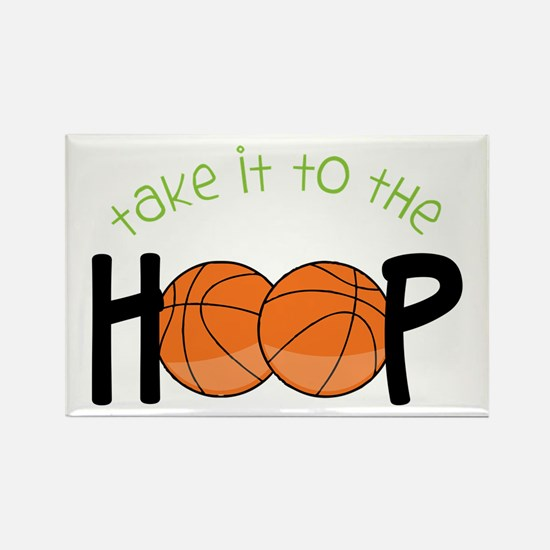 Too The Hoop Magnets