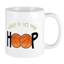 Too The Hoop Mugs