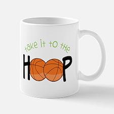 Too The Hoop Mugs