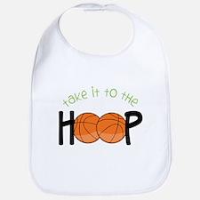 Too The Hoop Bib