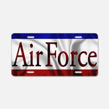 Harvest Moons Air Force Red White & Blue Aluminum