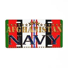 Harvest Moons Navy Afghanistan Campaign Ribbon Alu