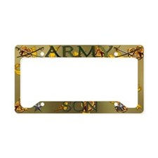 Harvest Moons Army Son License Plate Holder