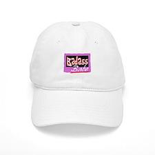 Badass Babe Baseball Baseball Cap