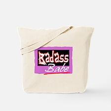 Badass Babe Tote Bag