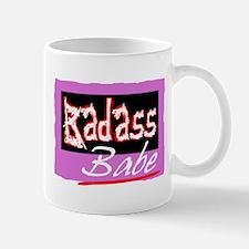 Badass Babe Mugs