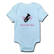 Future Tuba Player Infant Bodysuit