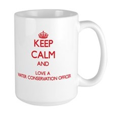 Keep Calm and Love a Water Conservation Officer Mu
