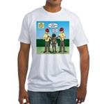 Bug Patrol Fitted T-Shirt