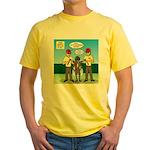 Bug Patrol Yellow T-Shirt