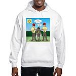 Bug Patrol Hooded Sweatshirt