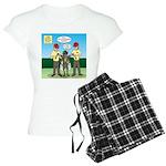 Bug Patrol Women's Light Pajamas