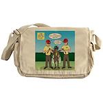 Bug Patrol Messenger Bag