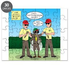 Bug Patrol Puzzle