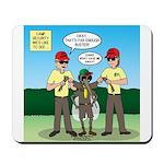 Bug Patrol Mousepad