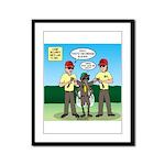Bug Patrol Framed Panel Print