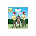 Bug Patrol Mini Poster Print