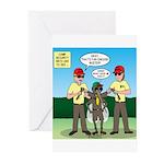 Bug Patrol Greeting Cards (Pk of 10)