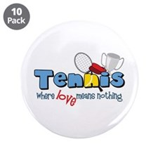 "Where Love Means Nothing 3.5"" Button (10 pack)"