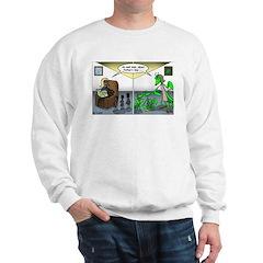 Spider Fathers Day Sweatshirt