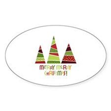 Merry merry christmas! Decal