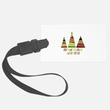 Merry merry christmas! Luggage Tag