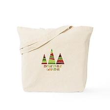 Merry merry christmas! Tote Bag