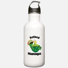 Retired Manager Water Bottle