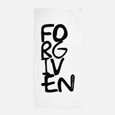 FORGIVEN. Contemporary Typography art for Matthew