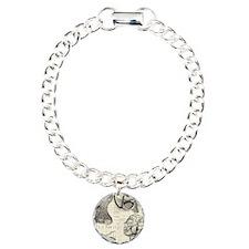 Anatomy Charm Bracelet, One Charm