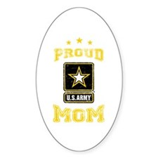 US Army proud Mom Decal