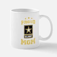 US Army proud Mom Mug