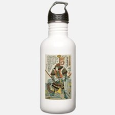 Samurai Kato Samanosuk Sports Water Bottle