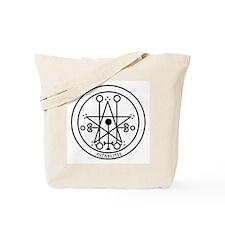 TILE Astaroth Seal - White BG.png Tote Bag