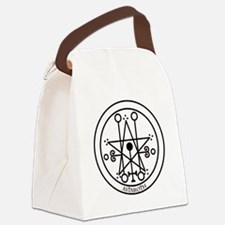 TILE Astaroth Seal - White BG.png Canvas Lunch Bag