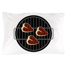 BBQ Grill Pillow Case